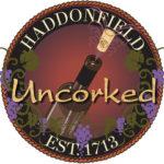 Haddonfield Uncorked logo