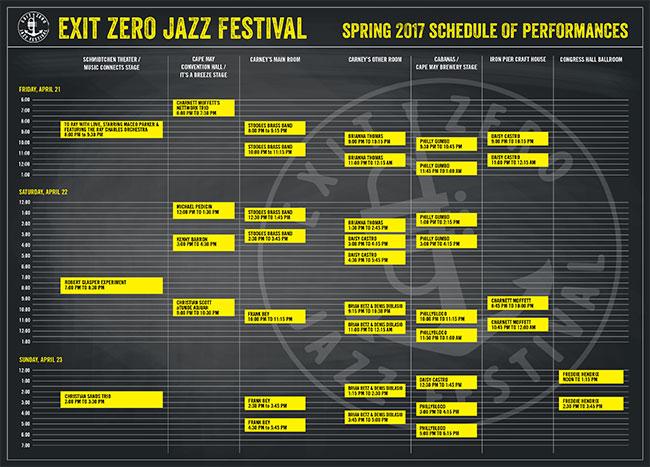 Exit-Zero-Schedule